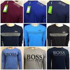 HUGO BOSS LONG SLEEVE T-SHIRT REGULAR FIT 3 DIFFERENT DESIGN NEW WITH TAG