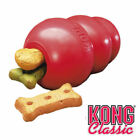 KONG Classic Dog Toy Red (6 Sizes) Natural Rubber Strong Tough Bouncy Dog Chew.