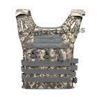 Military Tactical Vest JPC Airsoft Molle Combat Plate Carrier Paintball Hunting