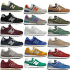 New Balance 574 Core Classic Mens Stivali Sneakers pelle Scamosciata Suede Leder