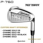 New TaylorMade P760 Individal Irons True Temper Custom Shafts - Pick One