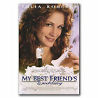 E2725 Art MY BEST FRIENDS WEDDING 1997 Classic Movie JULIA ROBERTS Poster Gift