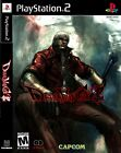 Playstation 2 PS2 Devil May Cry 2 Custom #1 *Case* & *Artwork* Reproduction