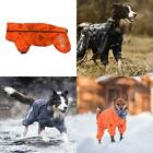 Hurtta Collection Slush Combat Suit for Pets, Granite