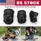 7PCS Kids Girls Boys Safety Protective Knee/Elbow/Wrist Guard Gear Pad Set US image
