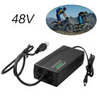 48V 12.5AH 350W - 500W Lithium Battery Pack Charger Electric Bicycles E-Bike US