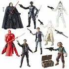 Star Wars the Black Series 6 Inch Action Figures Wave 13 (Buy one or Many) $12.57 AUD on eBay
