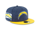 NFL Los Angeles Chargers New Era 2018 Sideline Home Official 59FIFTY- Navy/Gold $37.95 USD on eBay