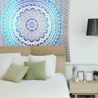 Indian Tapestry Hippie Mandala Wall Hanging Bohemian Bedspread Dorm Home Decor