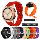 Silicone Smart Wrist Watch Band Strap for Samsung Galaxy 42MM SM-R810  image