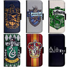 PIN-1 Movie Harry Potter Collection B Phone Wallet Flip Case Cover for Samsung