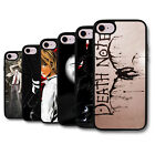 PIN-1 Anime Death Note Deluxe Phone Case Cover Skin for Apple Huawei Motorola