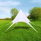 Gazebo Hexagon Star Garden Pavilion Camping Sunshade Canopies Awning Party Tent