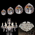 FENG SHUI HANGING CRYSTAL BALL 15-50MM Clear Sphere Prism Faceted Sun Catcher