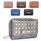 Ladies Designer Laser Cut Hearts Purse Girls Fashion Coin Handbag Boxed M095-360