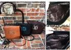 Monogram Cross body Purse and Carry Conceal Purse image