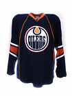 RBK Edmonton Oilers Authentic Adult Game Jersey $81.74 USD on eBay