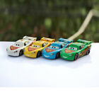 Cars 2 Colorful Lightning Mcqueen Series Diecast Toy Car 1:55 Loose Kids Toys