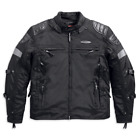 New Harley-Davidson Motorcycle Riding Jacket Leather FXRG