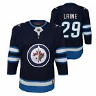 Patrik Laine Winnipeg Jets Leafs NHL Premier Youth Replica Hockey Jersey N