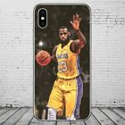 James Lakers LeBron Phone Case For iPhone 6 6S 7 8 Plus X XS Max XR 11 Pro SE
