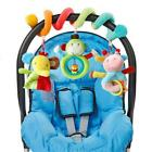 Kids Baby Crib Cot Pram Hanging Rattles Stroller Car Seat Pushchair Toy -LIN