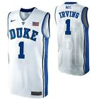 NWT Kyrie Irving Duke Blue Devils #1 Adult Stitched Basketball Jersey - White segunda mano  Embacar hacia Mexico