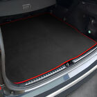 Audi A4 Limo/Saloon Boot Mat (2007 - 2015) Black Tailored