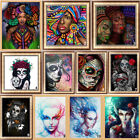Внешний вид - Girl Full Drill DIY 5D Diamond Painting Embroidery Beauty Cross Stitch Kits Art