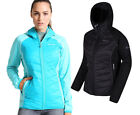 Regatta Andreson II Womens Water Repellent Wind Resist Full Zip Jacket