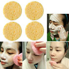 Soft Facial Fiber Face Wash Puff Cleaning Sponge Pad Natural Wood Makeup Tools for sale  Shipping to Ireland