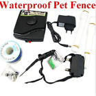 Underground Waterproof Shock Collar Electric Dog Pet Fence Fencing System W227