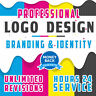 More images of Professional Bespoke Logo Design Unlimited revision Vector Files