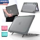 For Macbook Air Pro Retina 13 Inch Hard Case Heavy Duty Matte Clear Cover New US