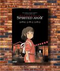 Art Spirited Away Japanese Anime A Voyage of Chihiro 36in Poster Hot Gift C2635
