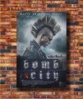 Art Bomb City Movie New Jameson Brooks Dave Davis 24x36in Poster - Hot Gift C433