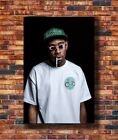 Art Tyler The Creator American Odd Future Hip Hop Star Poster - Hot Gift C3205