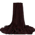 New 100*180cm Fashion Women Chiffon Dot Beach Towel Beach Summer Sun Block Shawl