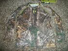 UNDER ARMOUR New NWT Youth Boys Kids Long Sleeve Camo Real Tree Shirt Loose Fit