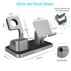 3in1 Charging Stand Dock Station Holder Universal for iPhone 8 XS Airpods iWatch