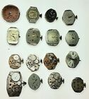 BENRUS Used Watch Movement For Parts or Replacement Repair Verities To Choose image