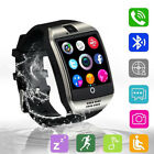 Q18 Bluetooth Smart Wrist Watch SIM Touch Screen Sport for Android Supplies Lot