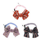 Outdoor Walking Bowknot Pet Cat Dog Bow Tie Collar for Small & Middle Dogs