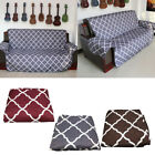 1 2 3 Seater Pet Sofa Couch Protector Cover Pad Washable Strap Waterproof