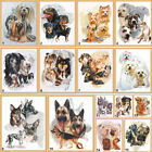 Внешний вид - Super Dog Full Drill DIY 5D Diamond Painting Embroidery Cross Stitch Kit Art Pug