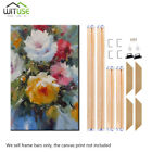 Canvas Print Frame Bar Oil Painting DIY Assembly Wooden Stretcher Strip Kit