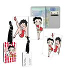 Cute True Story Betty Boop Beautiful Old Cartoon  Passport Cover Luggage Tag $20.83 USD on eBay
