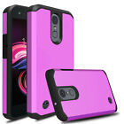 For LG Aristo 3 /Tribute Empire /K8S 2019 Phone Case Shockproof Hard Armor Cover