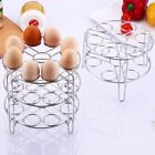 Внешний вид - Steamed Egg Rack Stainless Shelf Microwave Oven Storage Insulation Kitchen Tools