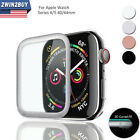 For Apple Watch Series 5/4 Screen Protector Full Cover Tempered Glass Film 40 44